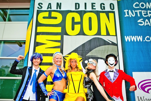 General Atmosphere - Day 4 - Comic-Con International 2014