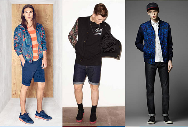 Men's alternative summer jackets