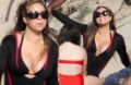 Mariah Carey covers her curves but still looks hot 1