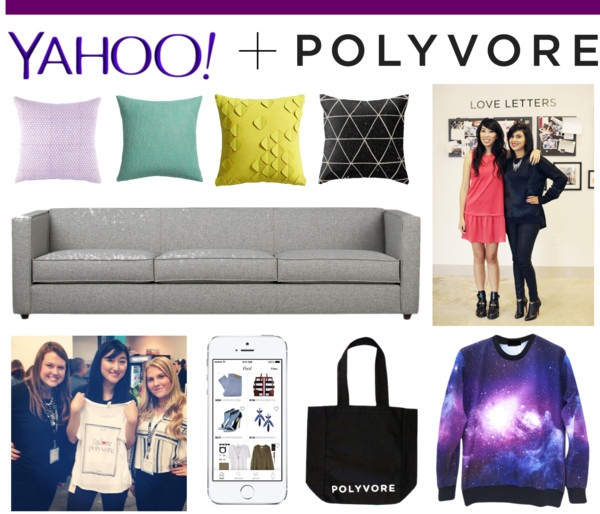 Yahoo is all set to get more fashionable with Polyvore 1