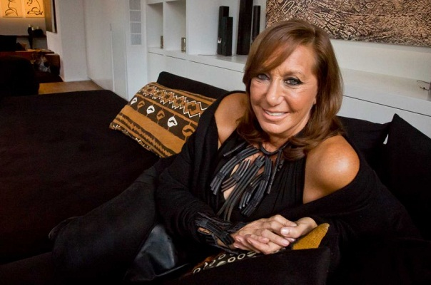 Donna Karan's memoir, My Journey, made its debut