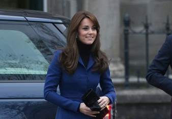 Kate Middleton looks ravishing in modish Christopher Kane coat during her Scotland visit