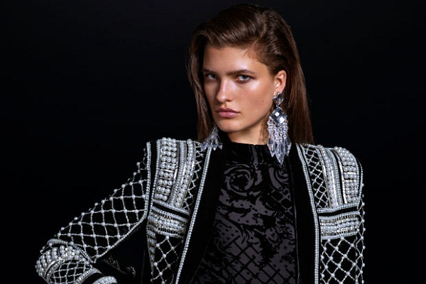 The complete Balmain x H&M look book is officially released